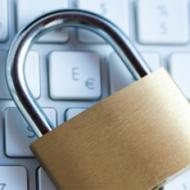 Ikona Bezpieczeństwa cyberprzestrzeni.