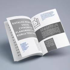 Katalog nowych usług cyfrowych planowanych do końca tego roku - ilustracja