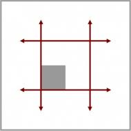 Ikona Rady Infrastruktury Informacji Przestrzennej