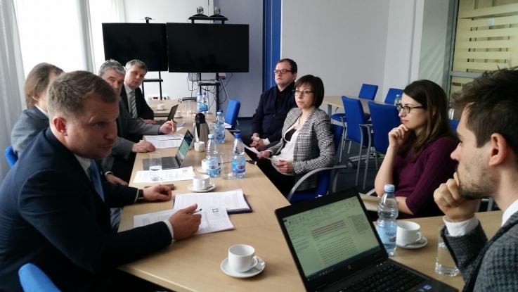 Spotkanie ze Stowarzyszeniem Administratorów Bezpieczeństwa Informacji