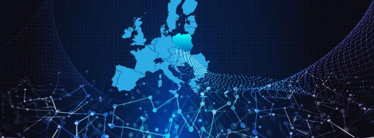cyfrowa Europa - baner