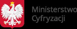 Znalezione obrazy dla zapytania ministerstwo cyfryzacji logo